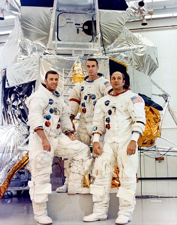 Apollo 14, NASA, Mėnulis