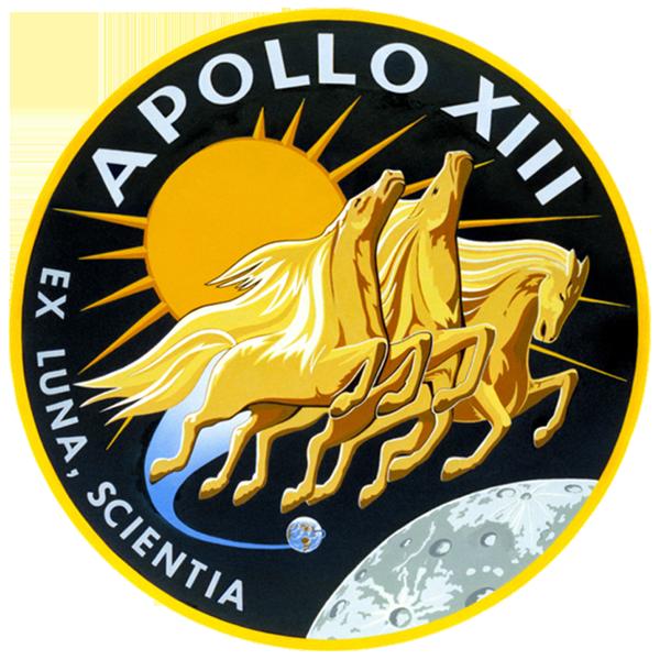 Apollo 13 patch, NASA