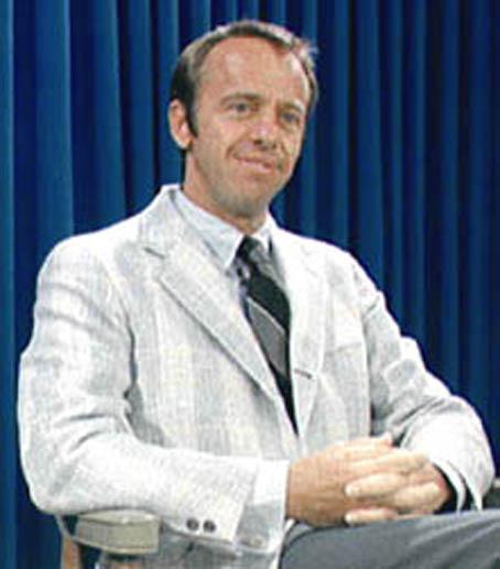 Alan Shepard apie 1970 metus