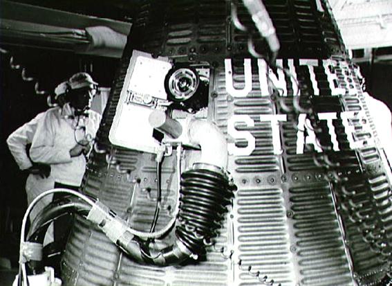 Misijos Mercury-Redstone 4 (MR-4) erdvėlaivis Liberty Bell 7