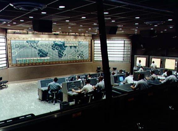 Skrydžio MA-8 kontrolės centras