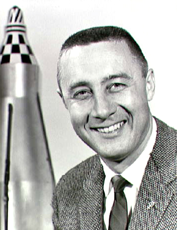 Astronautas Virgil I. Grissom, Mercury-Redstone 4 misijos pilotas