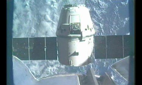 Dragon, SpaceX, NASA